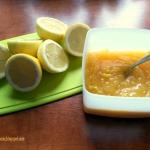 Lemon curd - cytrynowy kr...