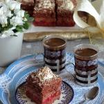 Ciasto czekoladowe tortow...