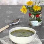 Brokułowa zupa krem dla...