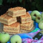 Kruche ciasto jablkowe