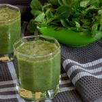 Zielony sok pełen...