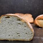 Chleb orkiszowy, na zakwa...