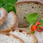 Chleb fasolowy z rozmaryn...