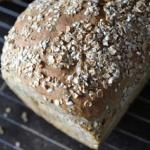 Chleb ziolowy z platkami ...