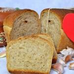 Chleb na zakwasie z piecz...