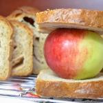 Normandzki chleb jablkowy...