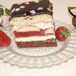 Cuszima - ciasto