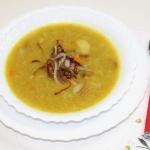 Arabska zupa z soczewicy