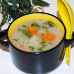 Zupa z kalarepa