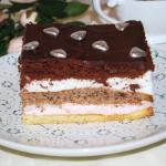 Śnieżka -ciasto