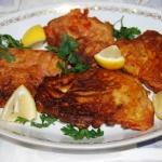 Ryba w ciescie z curry