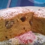 Ciasto dyniowe ucierane