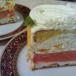 Tort cytrusowy