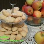 Pierozki z jablkami