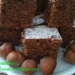 Ciasto kakaowo-czekoladow...