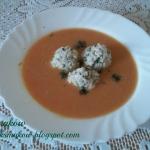 Zupa pomidorowa z miesno-...