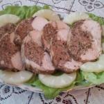 Galantyna z kurczaka