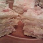 Ciasto z  pazurkami