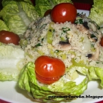 Kuskus z warzywami z...