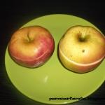Bakaliowe jabłka z...