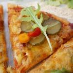 Pizza  polska  z ziemniak...