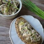 Pasta z makreli z anchois