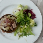 Salatka z fenkulem i tunc...