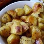 Ziemniaki pieczone w ziol...