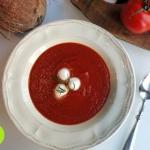 Zupa krem pomidorowo-koko...