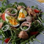 Salatka z tunczykiem i ja...
