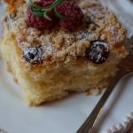 Ciasto migdalowo-cytrynow...