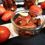 Suszone pomidory z czosnk...