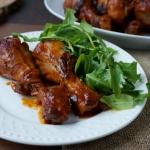 Palki kurczaka w coli
