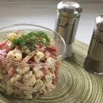 Salatka kalafiorowa z ind...