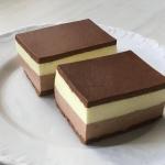 Sernik kakaowo-waniliowy...