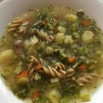 Zupa brokułowa z...