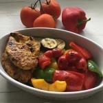 Warzywa grillowane z...