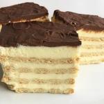 Ciasto z krakersami bez p...