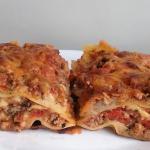 Lazania (Lasagne)