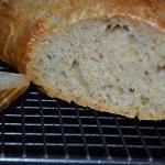 Domowy chleb orkiszowy z ...
