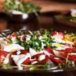 Wiosenna salatka z kaczym...