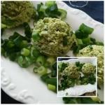 Lekka zielona pasta jajec...