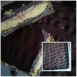 ciasto makowe z kremem i ...