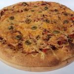 Pizza na srednim spodzie