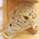 Wloski chleb z czarnuszka...