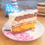 Pyszny tort z Nutella i b...