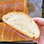 Chrupiący chleb pszenny...