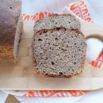 Łatwy chleb na zakwasie...