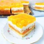 Ciasto Aurora z...