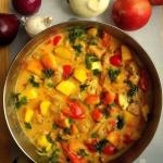 Kurczak w sosie z mango /...